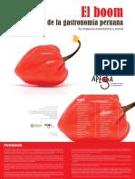 El Boom de La Gastronomia Peruana
