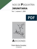 Cuadernos de Psiquiatría Comunitaria vol. 1.1
