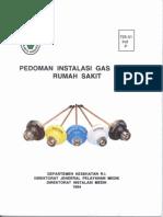 Pedoman Instalasi Gas Medis RS