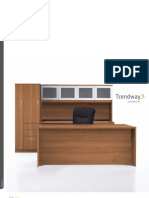 Trendway Intrinsic Freestanding