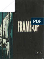 Chick Tract - Frame-Up