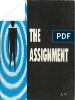 Chick Tract - The Assignment