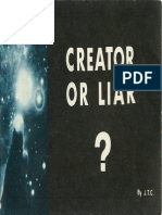 Chick Tract - Creator or Liar?