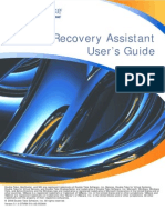 Double Take -Virtual Recovery Assistant - Users Guide