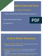 El Acto Motor Voluntario