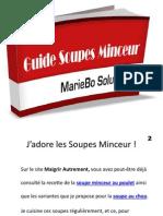 Guide Soupes Minceur
