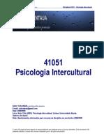Psicologia Intercultural