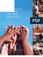 Health Framework for California Public Schools