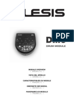 Dm6 Module Reference Manual Evb