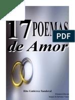 17 poemas de amor