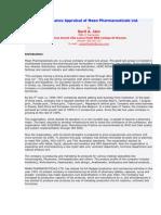Performance Appraisal of Maan Pharmaceuticals Ltd