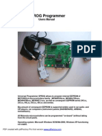 XPROG Manual