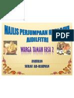 Banner Warga Taman Fasa 2