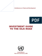 Investment Guide to the Silk Road - UNCTAD 2009