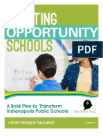 Creating Opportunity Schools