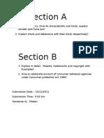 B.law Assinment