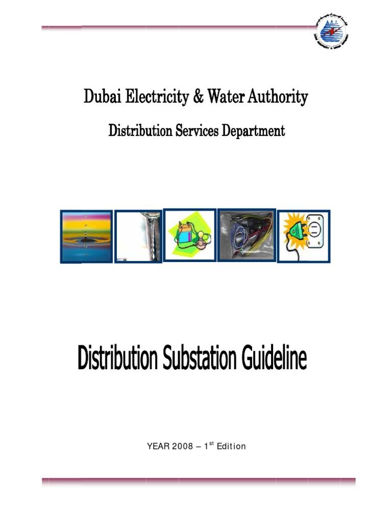distribution substation guideline of 11 22 kv substation 26 01 2009 rh es scribd com Electrical Substation Electrical Substation