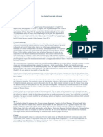 An Outline Geography of Ireland