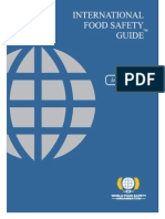 9 - International Food Safety Guide _In Brief_ Doc WFS 69