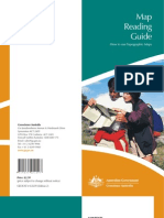 Geoscience Australia - Map Reading Guide