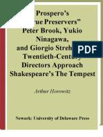 Prospero's
