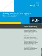 Smart Phone Profitability and Loyalty Wdsglobal