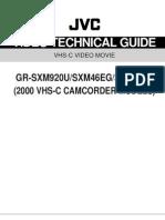 JVC_GR-SXM920U_SXM46EG_SXM760A_(2000_VHS-C_Camcorders_Models)_TechGuide