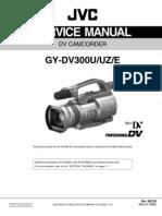 JVC GY DV300U UZ E Service Training Manual