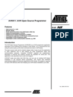 AVR Open Source Programmer