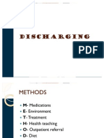 Discharging Ppt