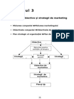 Planificarea Strategica de Marketing - Curs 3