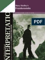 0791093034 Blooms Frankenstein