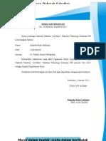 No. 31 Surat Keterangan Aktif Organisasi