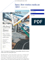 Open 11. Hybrid Space