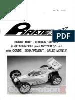 t2m Pirate m 1 Manual