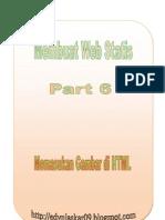 Part 6 Cara Memasukan Gambar Di HTML