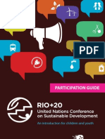 Rio+twenties Participation Guide for Rio+20