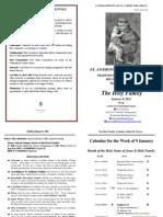 Bulletin 2012-01-08