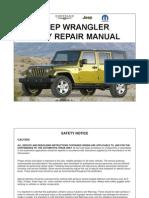 Jeep Wrangler JK (07-10) Body Repair Manual