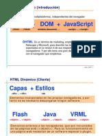 HTML DOM Javascript