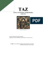 Hakim Bey TAZ Zona Autonoma Temp or Aria