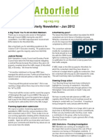 AG-RAG Newsletter - Jan 2012