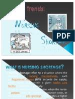 Nursing Shortage & qNc