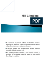 Hill Climbing 13