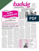 A Szabadság 2005/16. szám