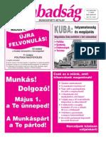 A Szabadság 2005/17. szám