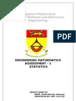Mathematics Assignment 1[1]