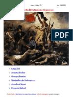 I protagonisti della Rivoluzione Francese
