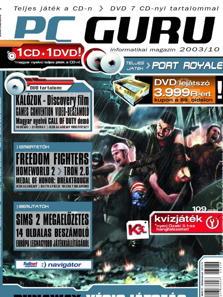 PC Guru 2003 10. szám 10b7da40c9