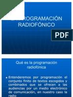 La Programacion Radiofonico